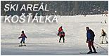 Ski areál Košťálka
